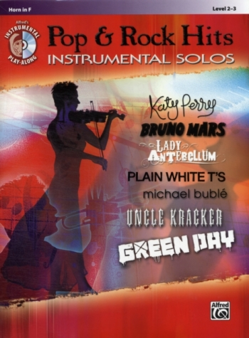 Pop And Rock Hits: Instrumental Solos: French Horn