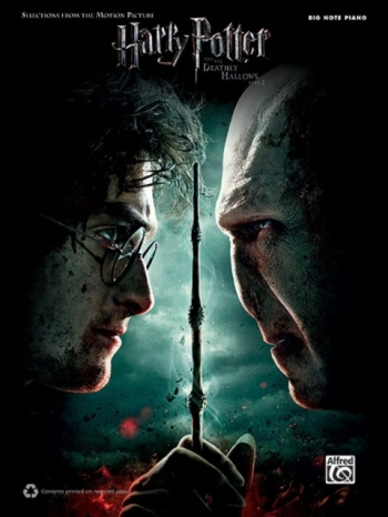 Harry Potter And The Deathly Hallows 2: Big Note Edition