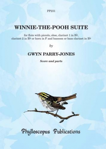 Winnie The Pooh Suite: Woodwind Ensemble
