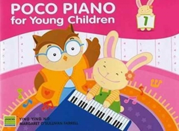 Poco Piano For Young  Children: Book 1