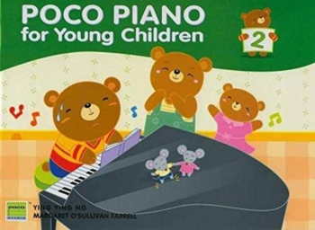 Poco Piano For Young  Children: Book 2
