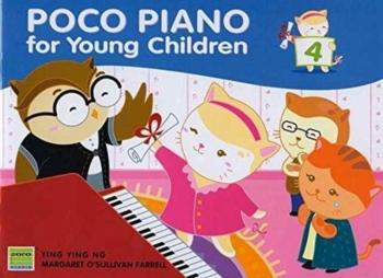 Poco Piano For Young  Children: Book 4