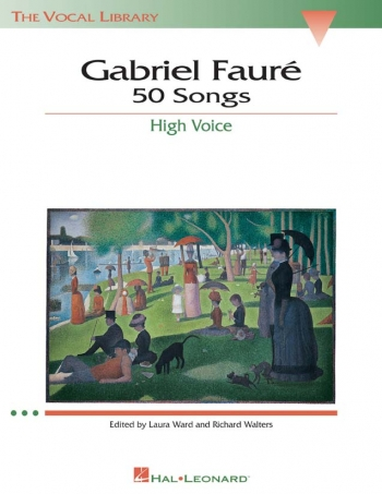 50 Songs For High Voice And Piano