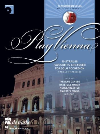 Play Vienna: Accordion: 10 Strauss Favourites