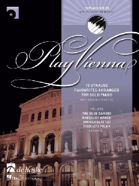 Play Vienna: Piano: 10 Strauss Favourites
