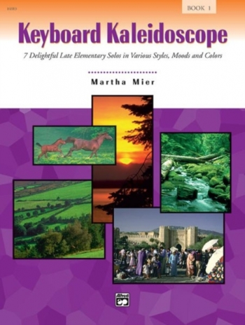 Keyboard Kaleidoscope: Book 1