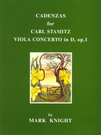 Cadenzas For Concerto In D Op1: Viola
