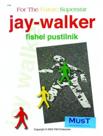 Jay-Walker: Piano Solo