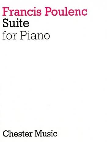 Poulenc Suite For Piano