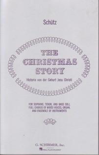Christmas Story: Vocal Score
