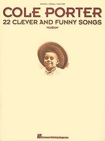 Cole Porter: 22 Clever & Funny Songs : Piano Vocal Guitar