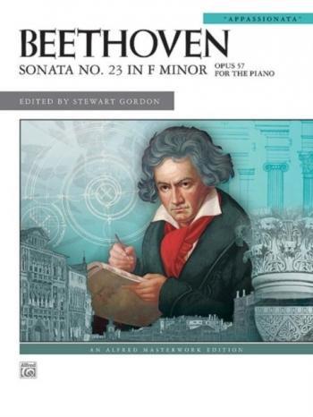 Piano Sonata F Minor Op.57 Appassionata (Alfred)