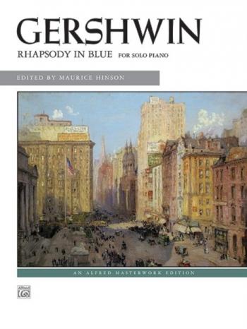 Rhapsody In Blue  For Solo Piano (Alfred)