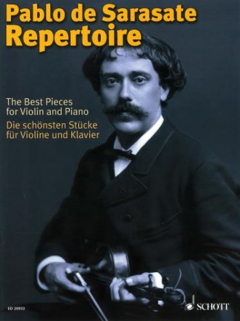 Repertoire: The Best Pieces: Violin & Piano