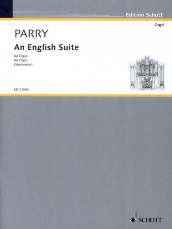 An English Suite: Organ