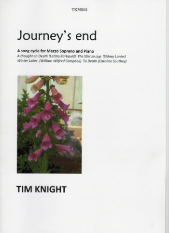 Journeys End: A Song Cycle For Mezzo Soprano