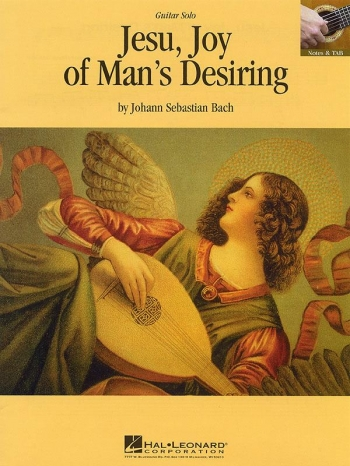 Jesu Joy Of Mans Desiring: Guitar