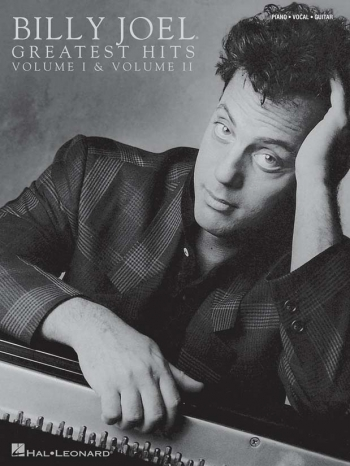 Billy Joel: Greatest Hits: Vol 1 and 2: Piano Vocal Guitar