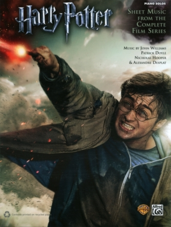 Harry Potter: Sheet Music From The Complete FIlm Series: Piano Solo