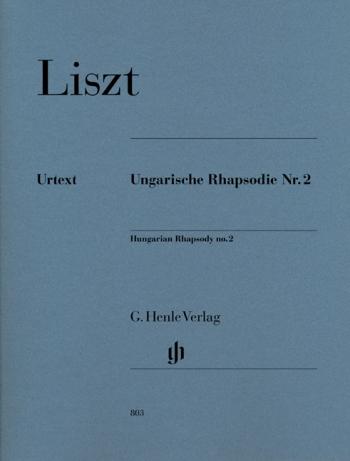 Hungarian Rhapsody: No. 2: Piano (Henle Ed)