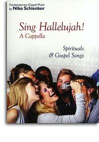 Sing Hallelujah: A Cappella: Vocal SATB