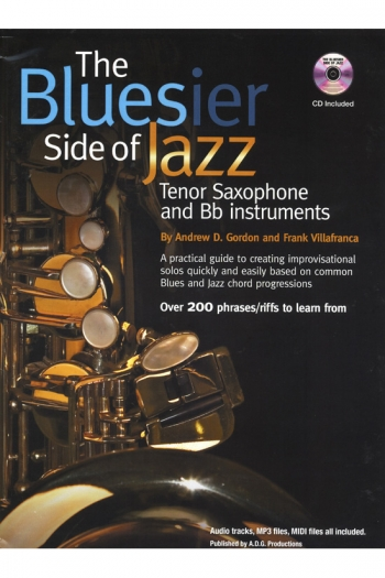 The Bluesier Side Of Jazz: Tenor Sax And Bb Instruments