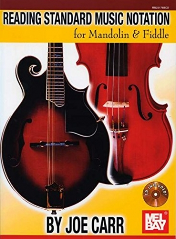 Reading Standard Music Notation: Mandolin Or Fiddle