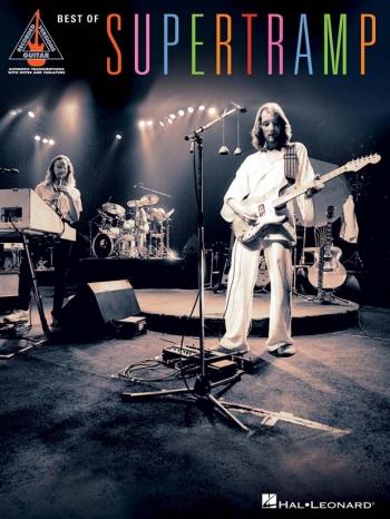 Best Of Supertramp:  Guitar Tab: Rec Version