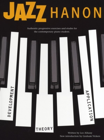 Jazz Hanon: Piano (Revised)