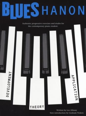 Blues Hanon: Piano (Revised)