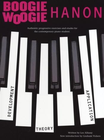 Boogie Woogie Hanon: Piano (Revised)