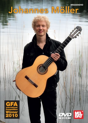 Johannes Moller: 2010 GFA Competition Winner