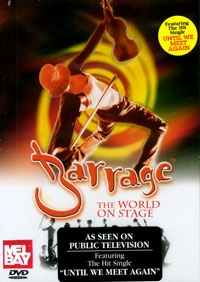 Barrage: The World On Stage: Violin: DVD