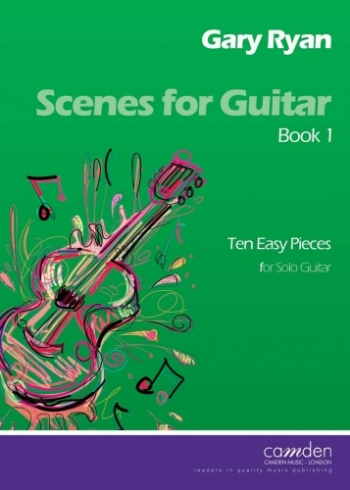 Scenes For Guitar: Book 1: Guitar Solo