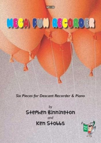 Mega Fun Recorder: Descant Recorder & Piano