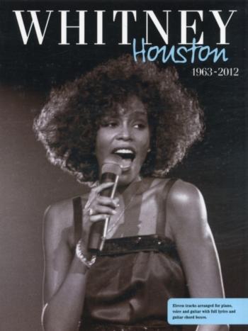 Whitney Houston: 1963 - 2012: Piano Vocal & Guitar