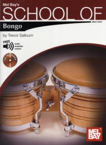 Mel Bays School Of Bongo