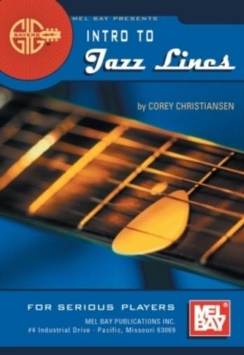 Gig Savers: Intro To Jazz Lines