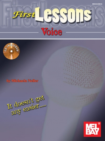 First Lessons Voice: Bk&cd