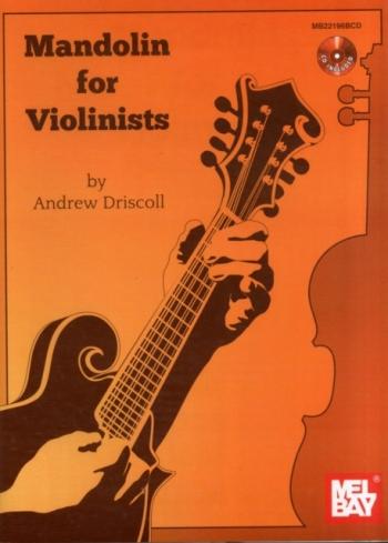 Mandolin For Violinists Book & Cd