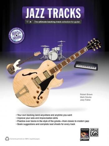 Jazz Guitar Tracks (with CD)