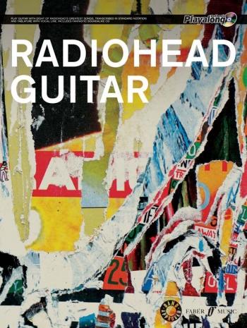 Playalong Authenitc Radiohead Guitar