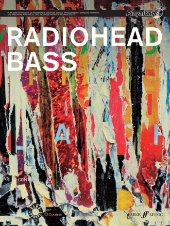 Playalong Authenitc Radiohead Bass Guitar