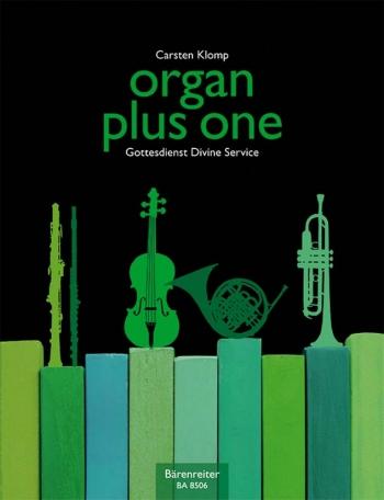 Organ Plus One: Divine Service: Organ