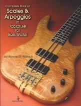 Complete Scales And Arpeggios In Tab For Bass Guitar