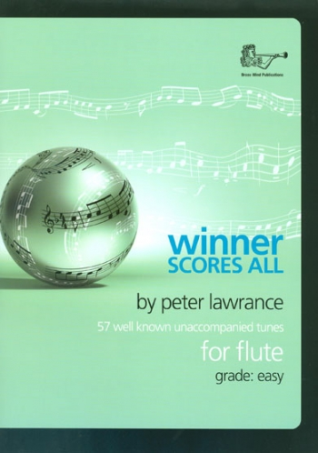 Winner Scores All: Flute Part: Easy (Lawrance)