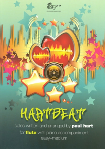 Hartbeat: Flute And Piano: Easy-Medium Book Only