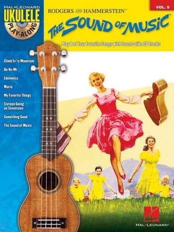 Ukulele Play-Along Volume 9: The Sound Of Music