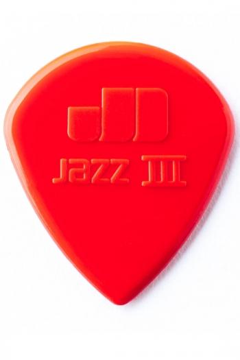 Jim Dunlop Nylon Jazz III XL Red (6 Pack)