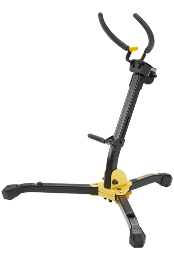 Hercules DS630BB Auto Grip Alto/Tenor Saxophone Stand
